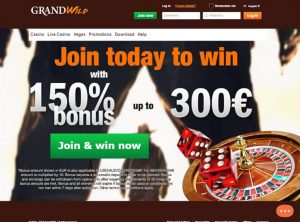 Partnerský program Grand Wild Casino