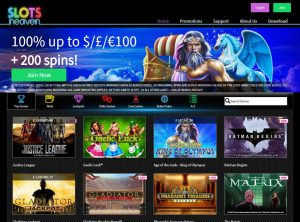 Slots Heaven Affiliate Program Review