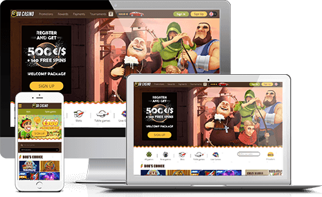 Join Bob Casino Affiliate Program Review