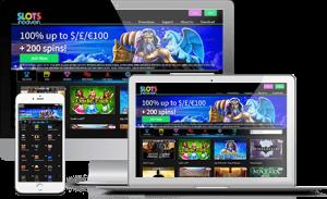 Slots Heaven online