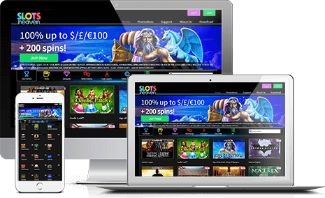 Join Slots Heaven Affiliate Program
