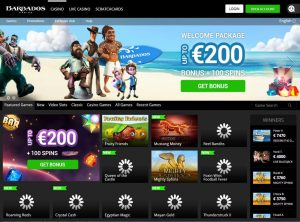 Affiliate program Barbados Casino