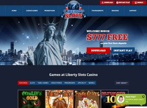 Program Affiliate Slot 7 Liberty