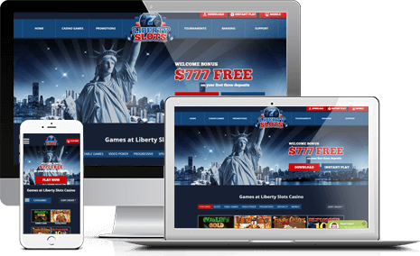 Join 7 Liberty Slots Affiliate Program
