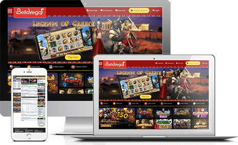 Join Bella Vegas Affiliate Program