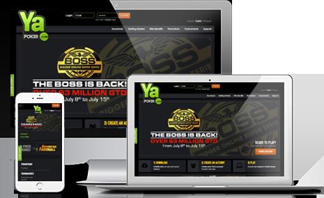 Join Ya Poker Affiliate Program