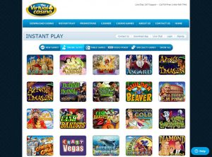 Program Affiliate Virtual Casino