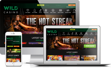Join Wild Casino Affiliate Program