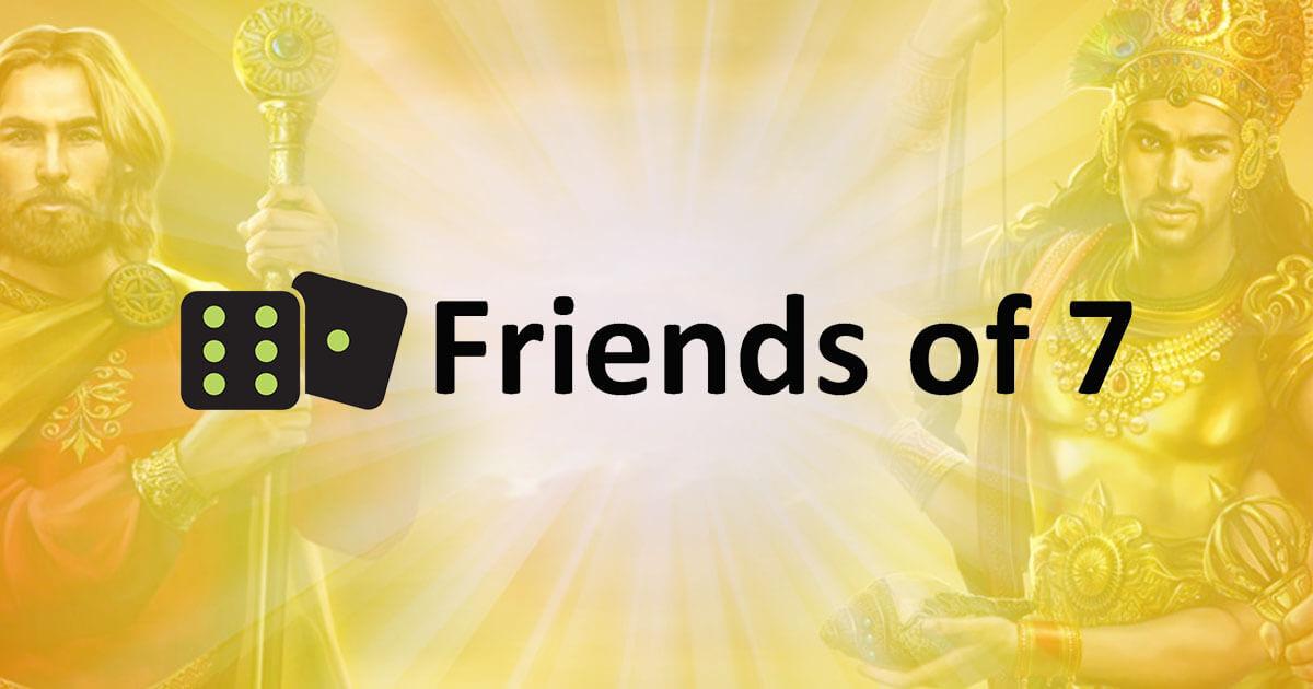 7 draugi