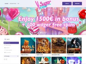 Sugar Casino Affiliate Program