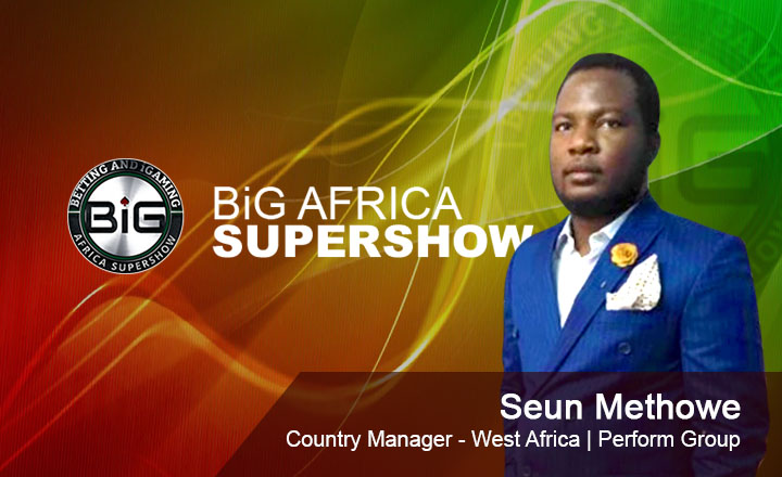 BiG Africa SuperShow Interviews Seun Methowe