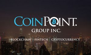 CoinPoint Group Inc. global expansion