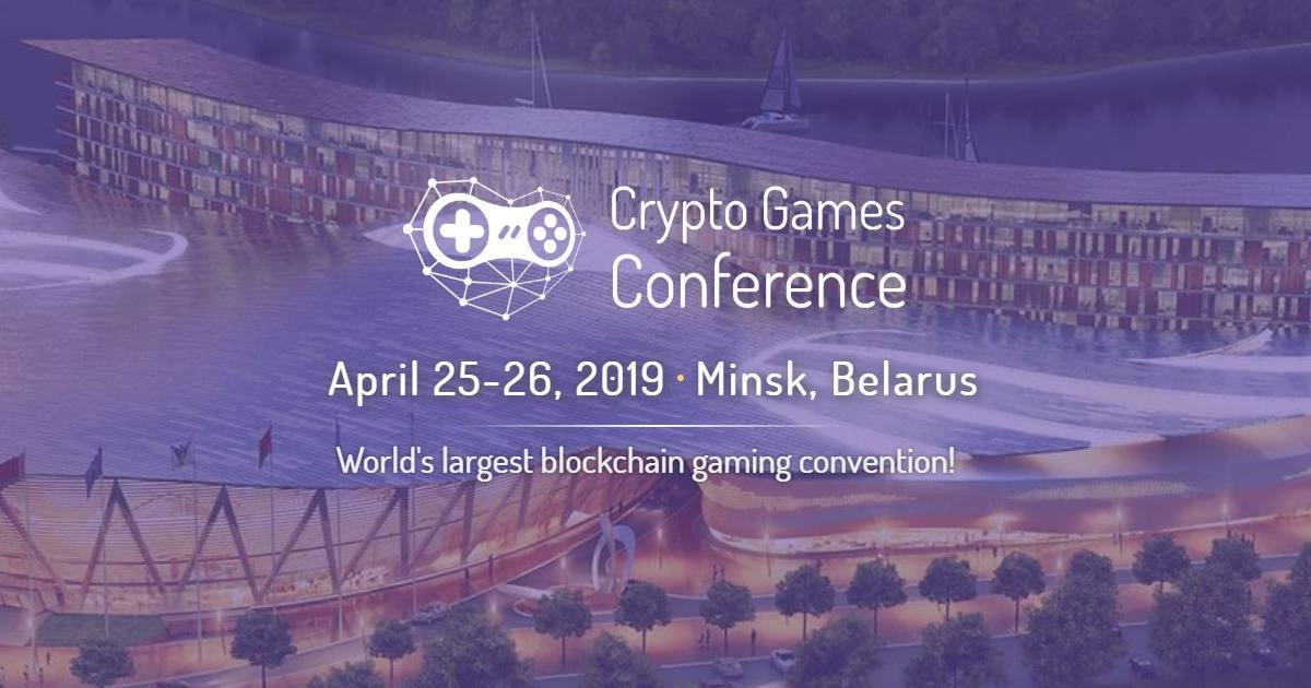 Crypto Games Conference XNUMX