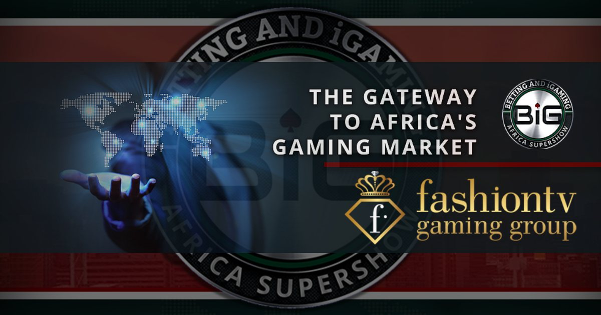 FashionTV Gaming Group to attend BiG Africa 2019