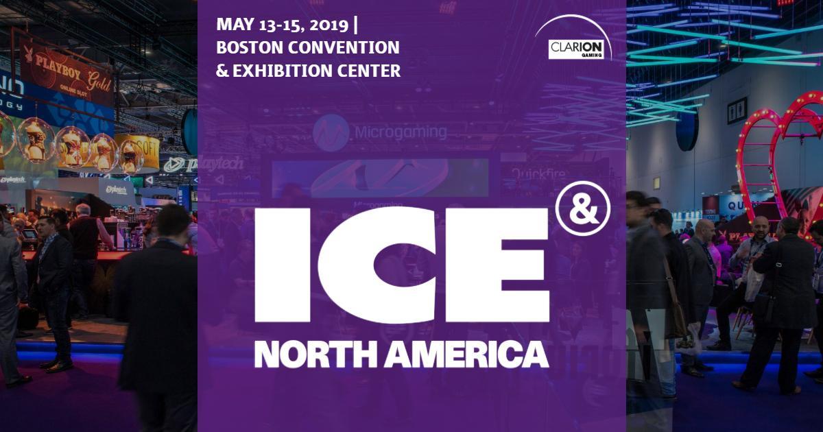 ICE North America 2019