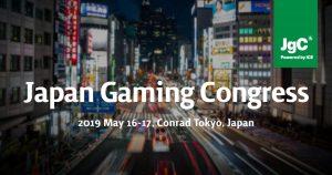 Japan Gaming Congress 2019