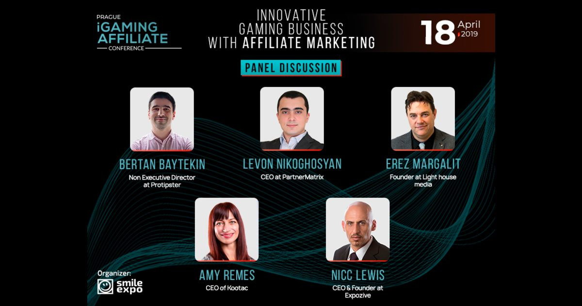 Experts to Analyze New Affiliate Marketing Trends in iGaming at Prague iGaming Affiliate Conference