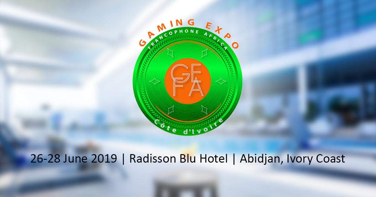 Gaming Expo Francophone Africa (GEFA) 2019
