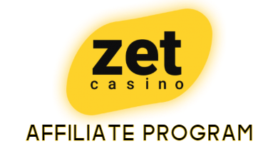 ZetCasino Affiliate Program Review