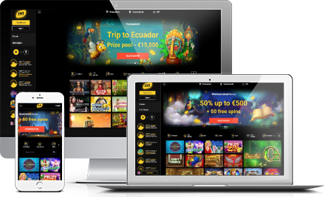 Join ZetCasino Affiliate Program
