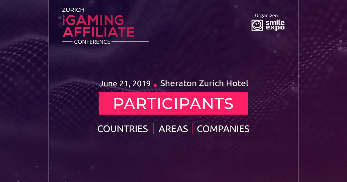 Zurich iGaming Affiliate Conference participants