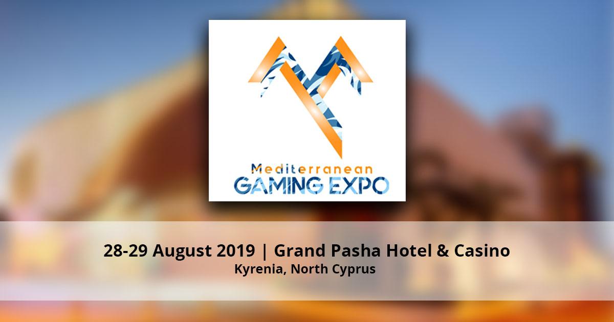 Mediterranean Gaming Expo 2019