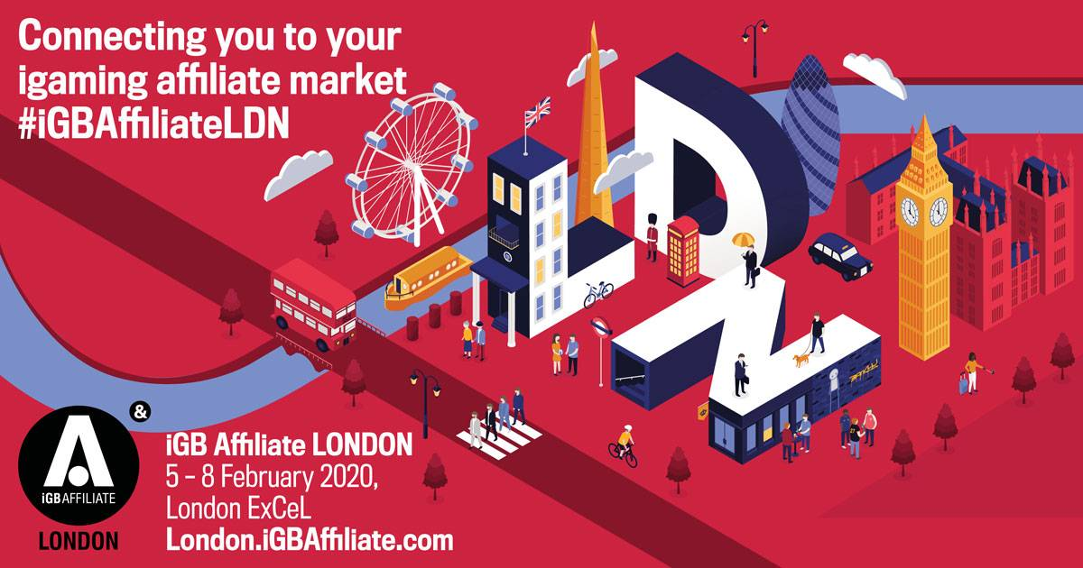 What to Look Forward to at iGB Afilliate London 2020
