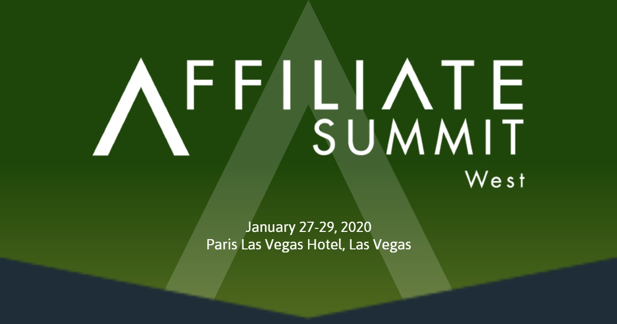 Affiliate Summit West 2020
